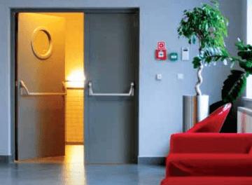 drzwi przeciwpożarowe mercor